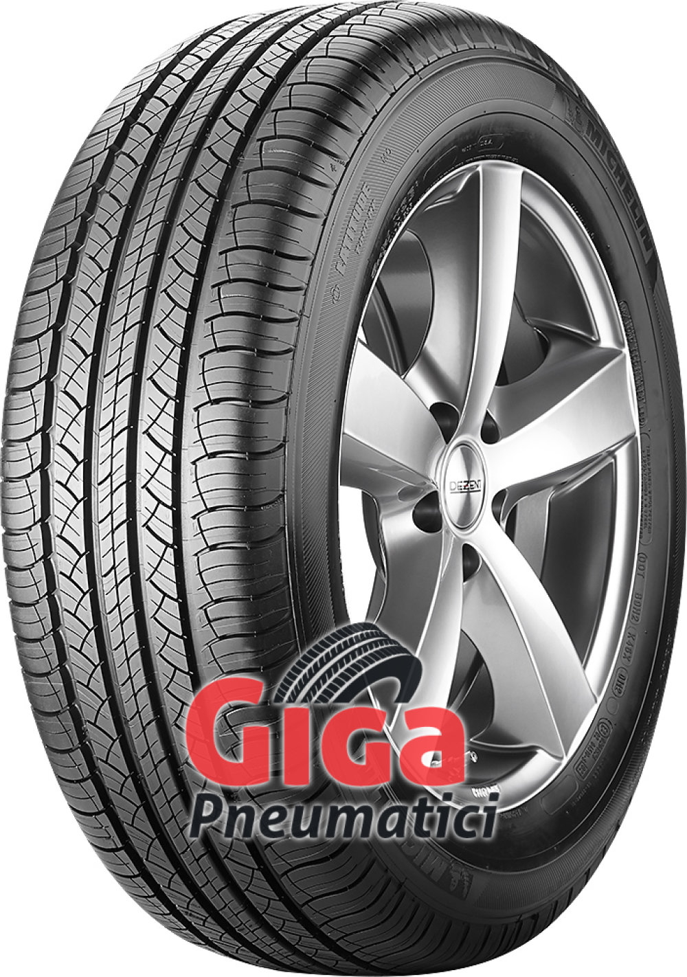 Michelin Latitude Tour HP ( 235/65 R17 104V GRNX )