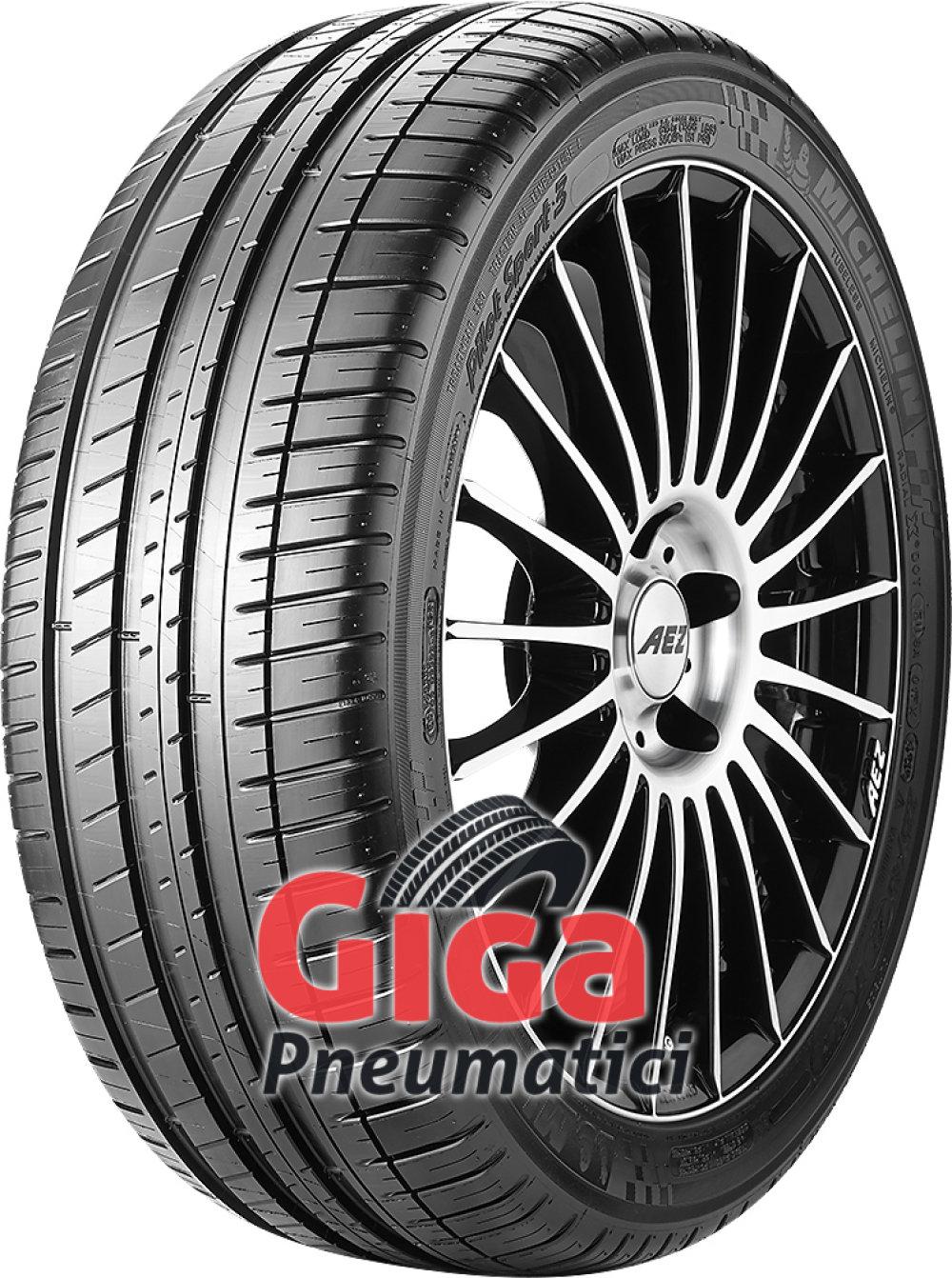 Michelin Pilot Sport 3 ( 275/40 ZR19 (105Y) XL MO, con bordino di protezione del cerchio (FSL) )