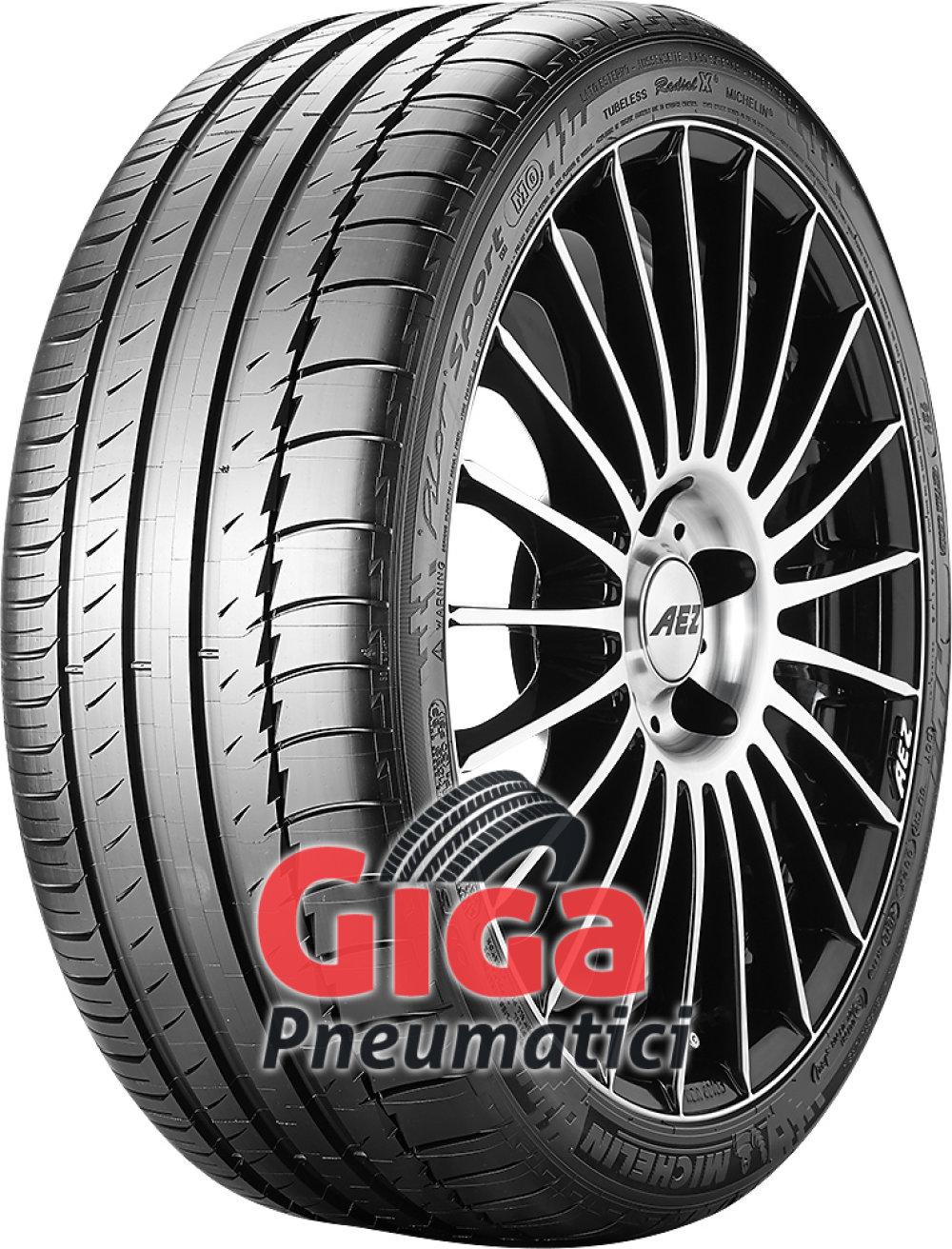 Michelin Pilot Sport PS2 ( 295/35 ZR18 (99Y) N4, con bordino di protezione del cerchio (FSL) )