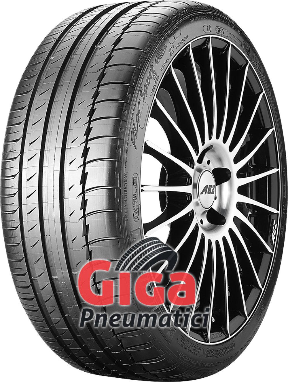 Michelin Pilot Sport PS2 ZP ( 275/35 ZR18 95Y con bordino di protezione del cerchio (FSL), runflat )
