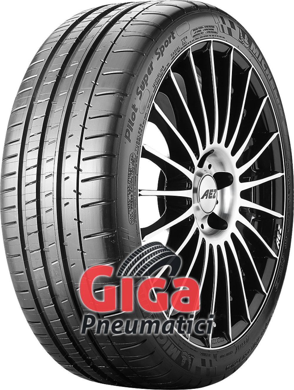 Michelin Pilot Super Sport ( 255/30 ZR21 (93Y) XL con bordino di protezione del cerchio (FSL) )