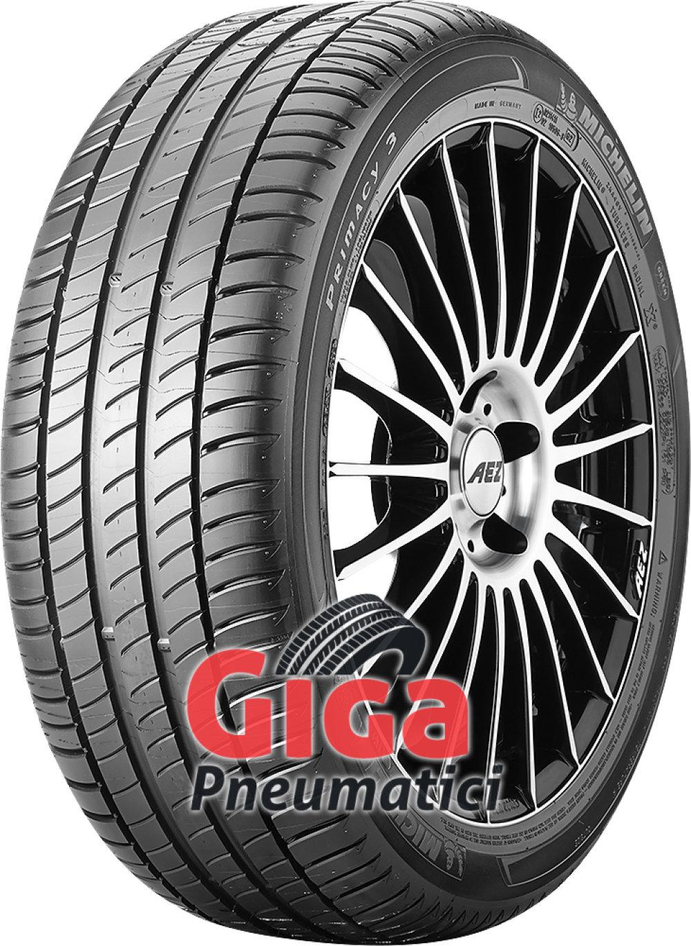 Michelin Primacy 3 ( 215/45 R17 87W con bordino di protezione del cerchio (FSL) )