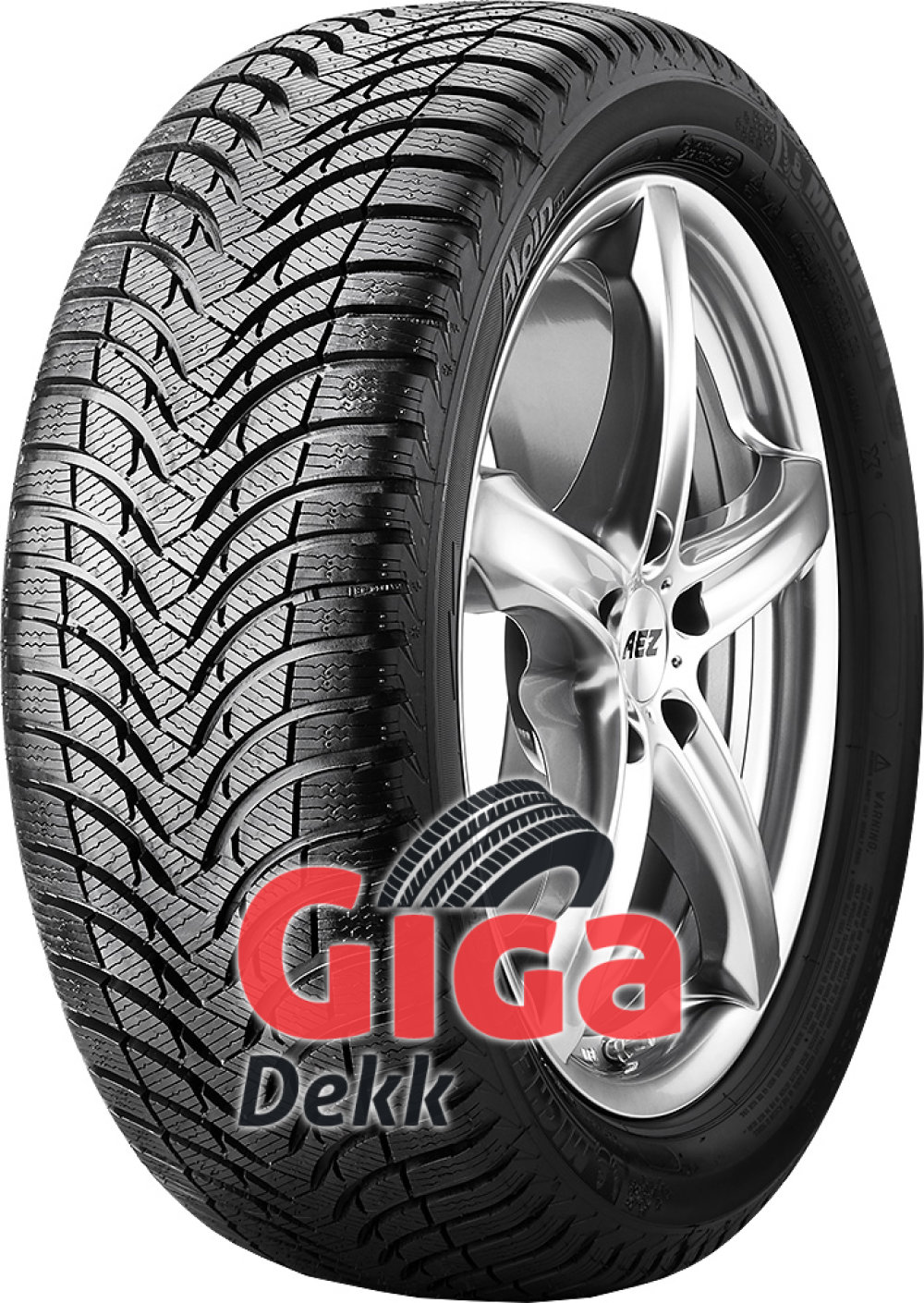 Michelin Alpin A4 ( 185/60 R15 88H XL AO )