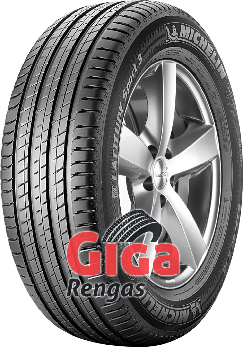 Michelin Latitude Sport 3 ( 235/55 R19 105V XL GRNX, VOL )