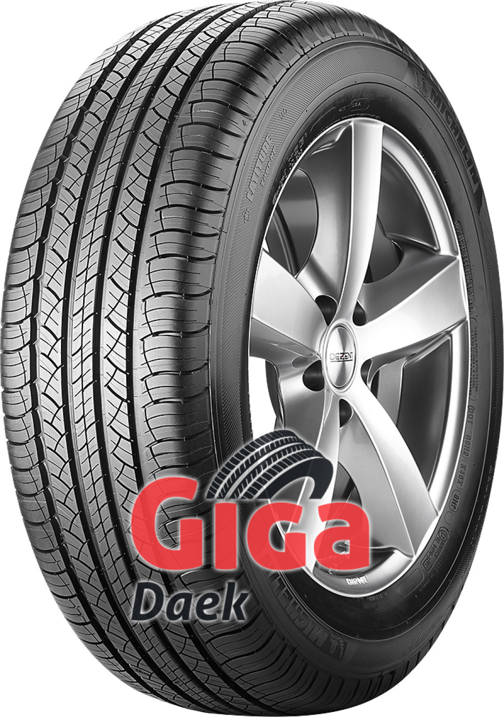 Michelin Latitude Tour HP ZP ( 255/55 R18 109H XL *, DT, runflat )