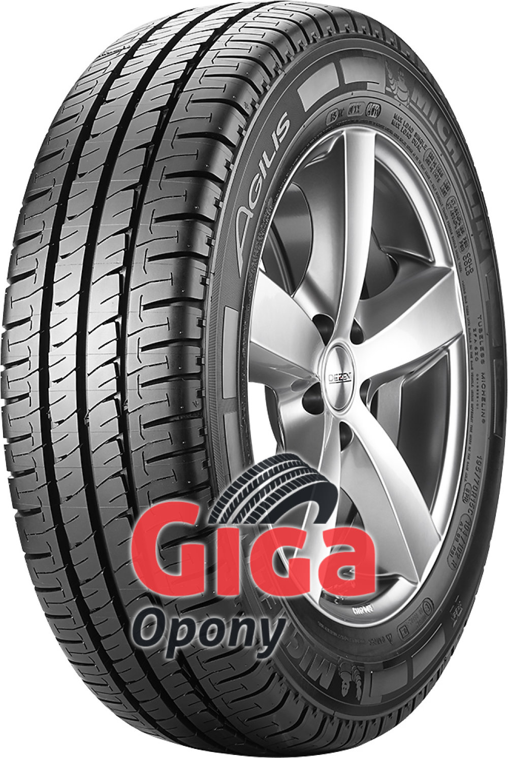 Michelin Agilis ( 165/75 R14C 93/91R )