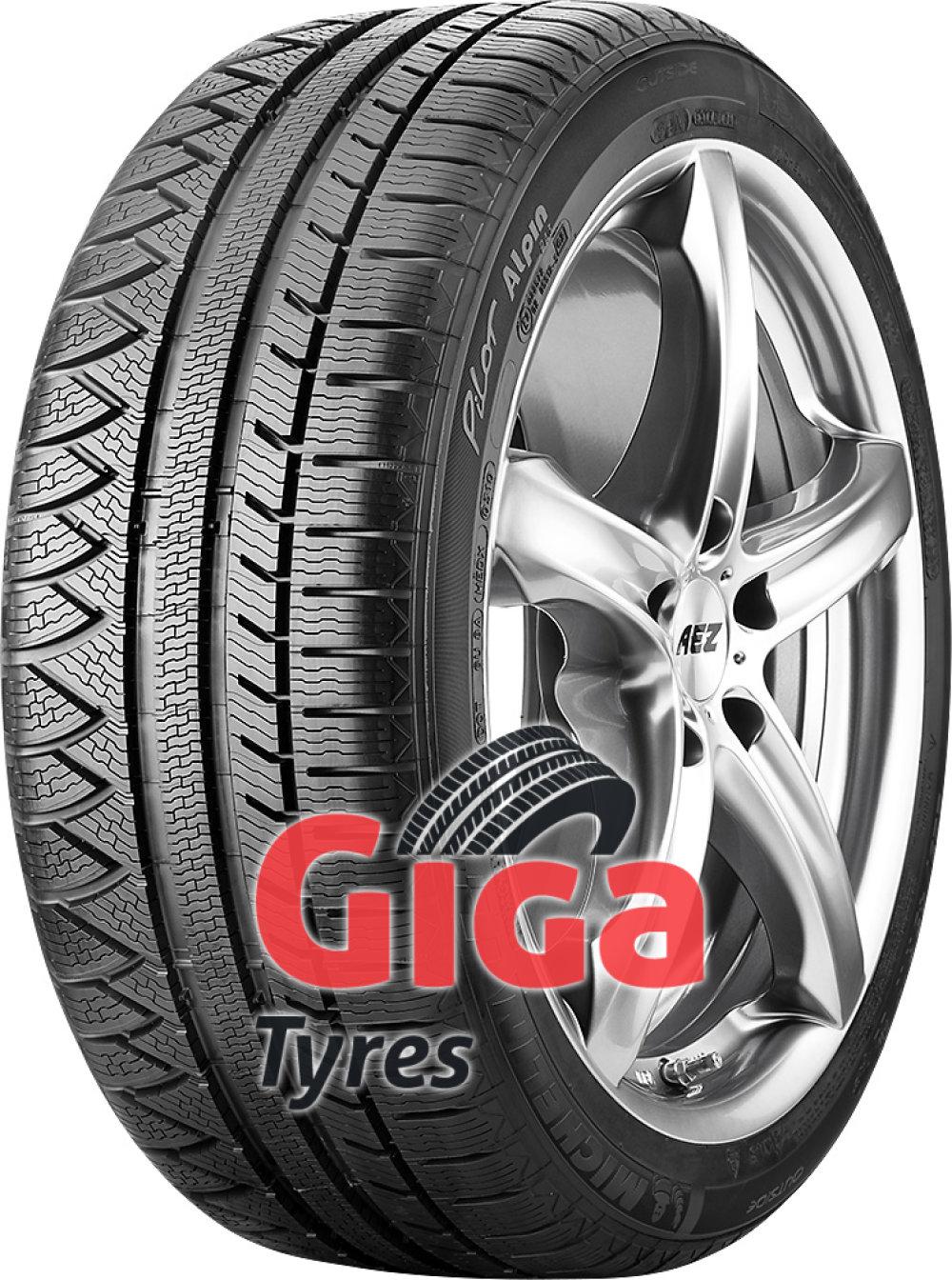 Michelin Pilot Alpin PA3 ( 245/45 R17 99V XL , MO, GRNX, with rim protection ridge (FSL) )