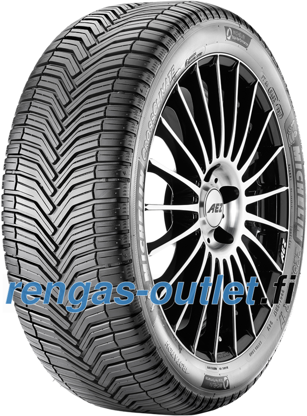 Michelin CrossClimate ( 215/55 R16 93V )
