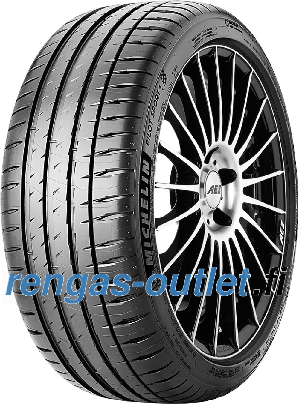 Michelin Pilot Sport 4 ( 245/40 ZR18 93Y AO, vanteen suojalistalla  (FSL) )