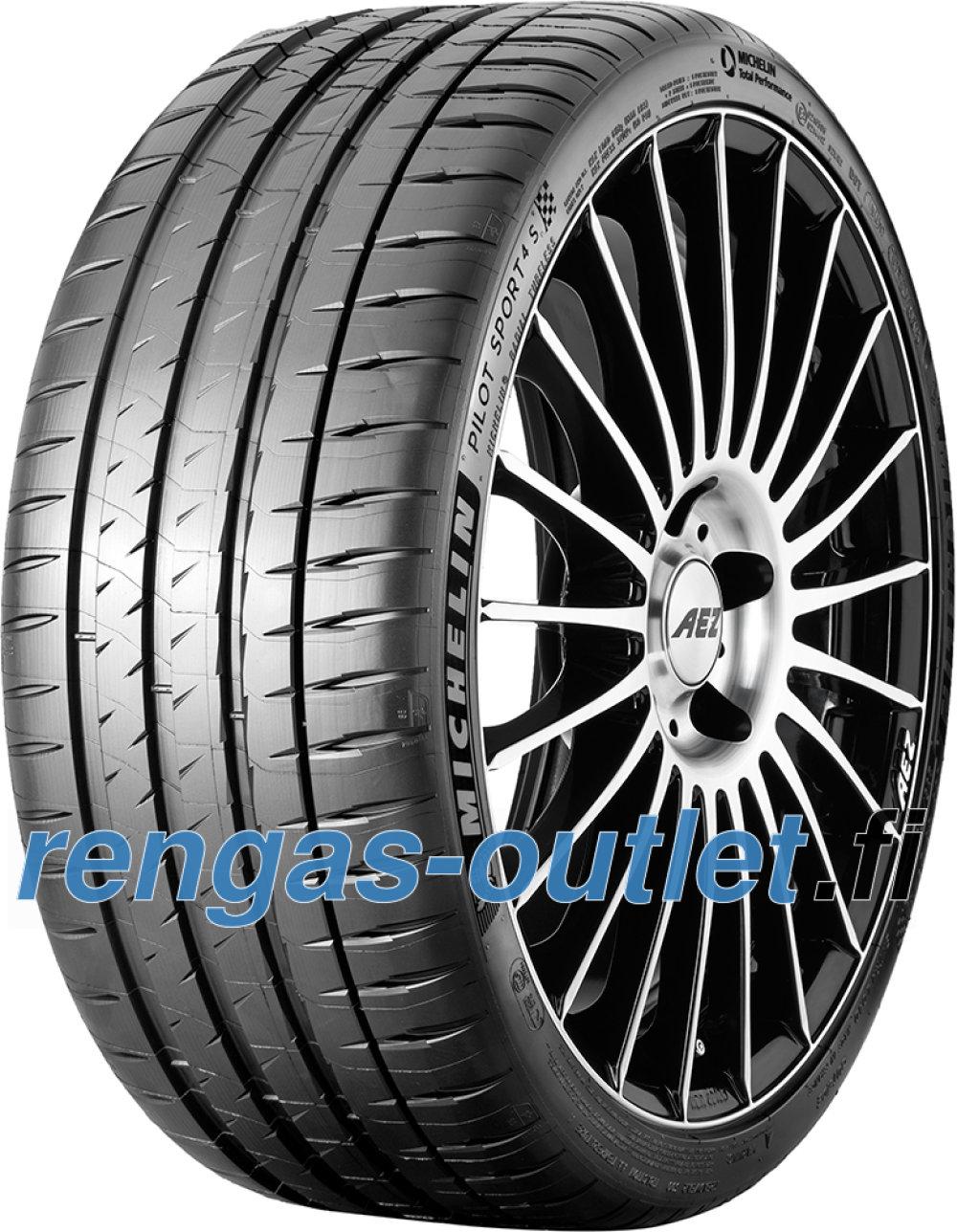 Michelin Pilot Sport >> Michelin Pilot Sport 4s