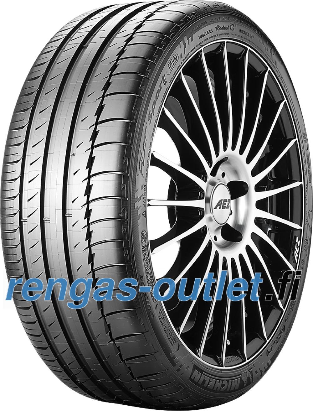 Michelin Pilot Sport PS2 ( 205/55 ZR17 95Y XL N1, vanteen suojalistalla  (FSL) )