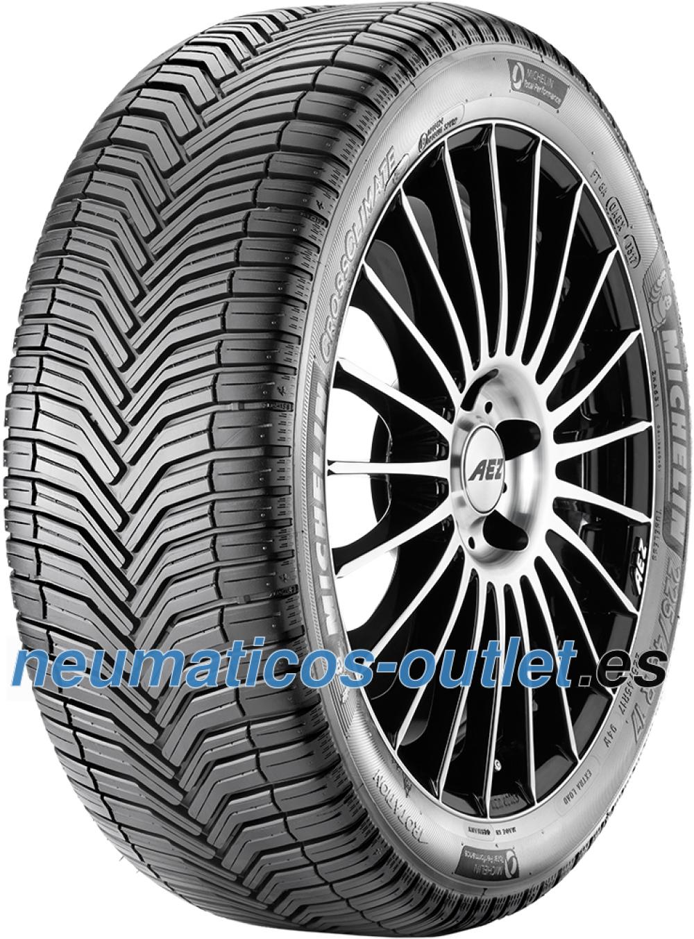 Michelin CrossClimate ( 225/55 R18 98V , SUV, con cordón de protección de llanta (FSL) )
