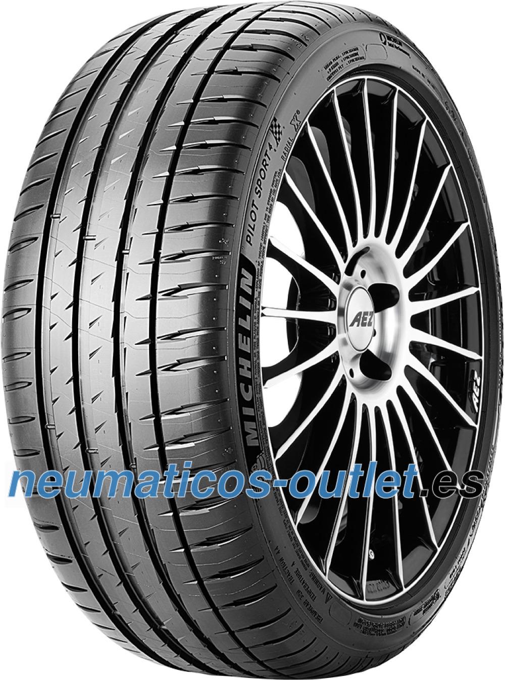 Michelin Pilot Sport 4 ( 225/40 ZR19 (93Y) XL con cordón de protección de llanta (FSL) )