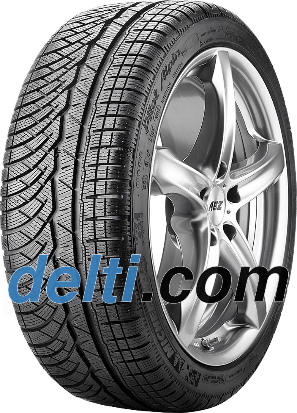 Michelin Pilot Alpin PA4 ( 285/30 R19 98W XL , con cordón de protección de llanta (FSL) )
