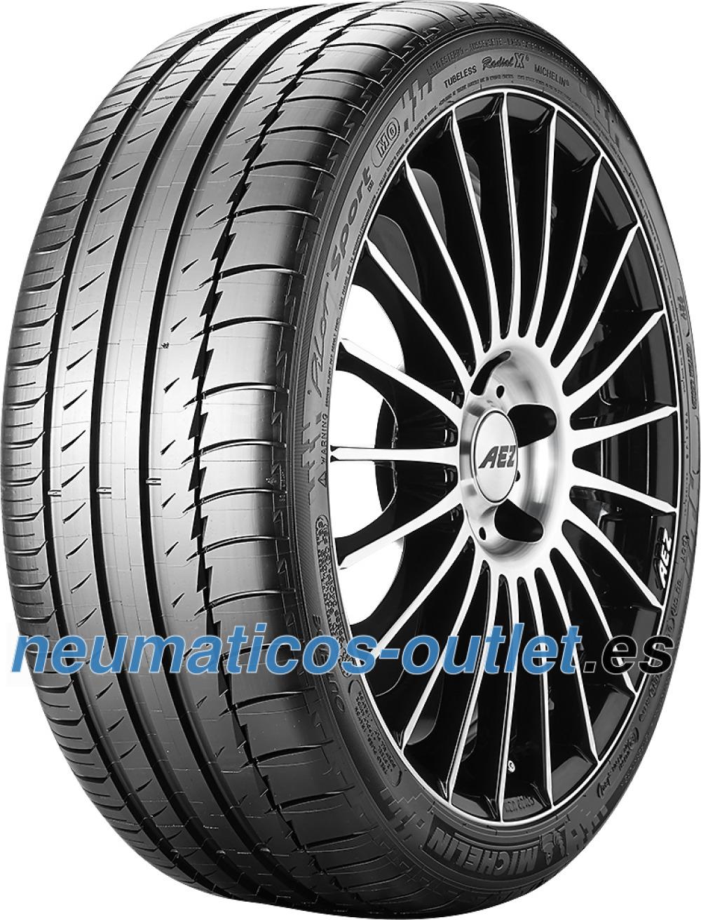 Michelin Pilot Sport PS2 ( 295/25 ZR22 (97Y) XL con cordón de protección de llanta (FSL) )