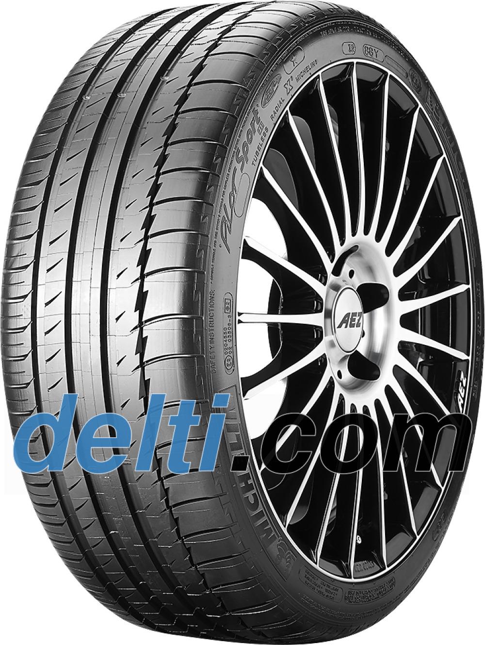 Michelin Pilot Sport PS2 ZP ( 275/35 ZR18 95Y runflat, con cordón de protección de llanta (FSL) )
