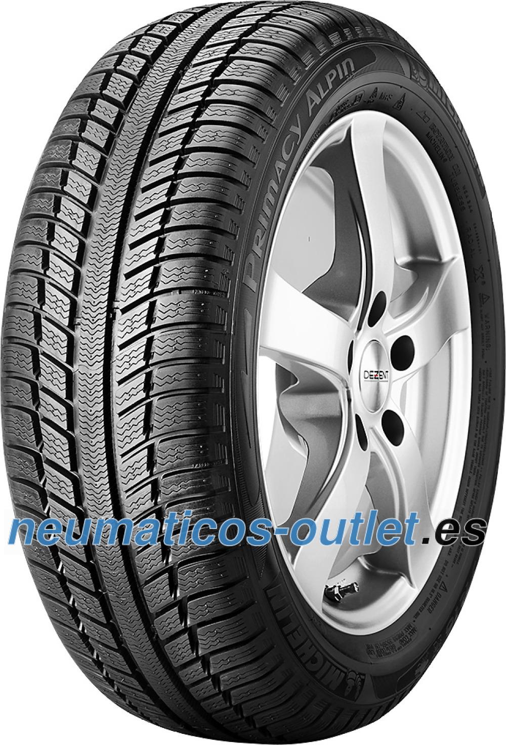 Michelin Primacy Alpin PA3 ( 225/55 R16 95H , con cordón de protección de llanta (FSL), MO, GRNX )