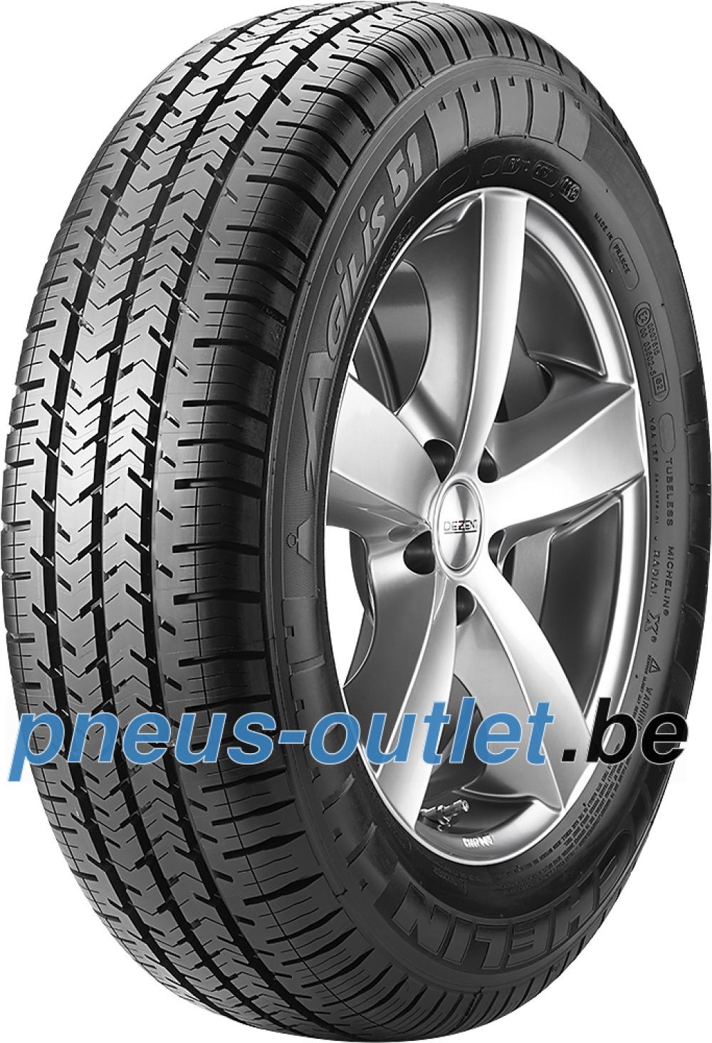 Michelin Agilis 51 ( 215/65 R16C 106/104T Double inscription 102H )