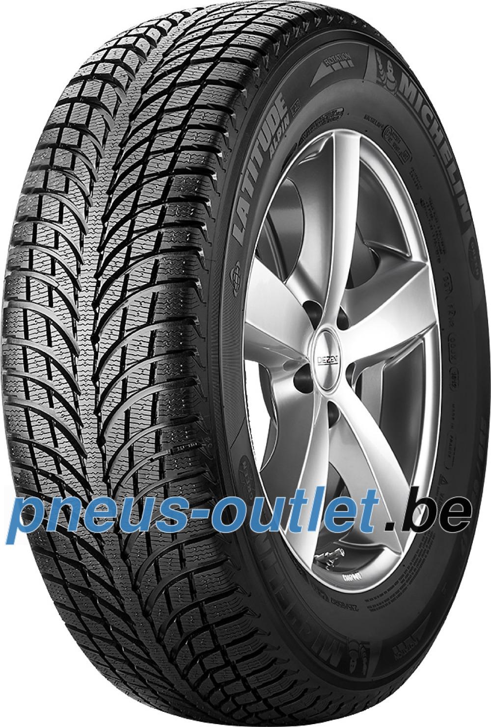 Michelin Latitude Alpin LA2 ( 265/45 R20 104V , N0 )