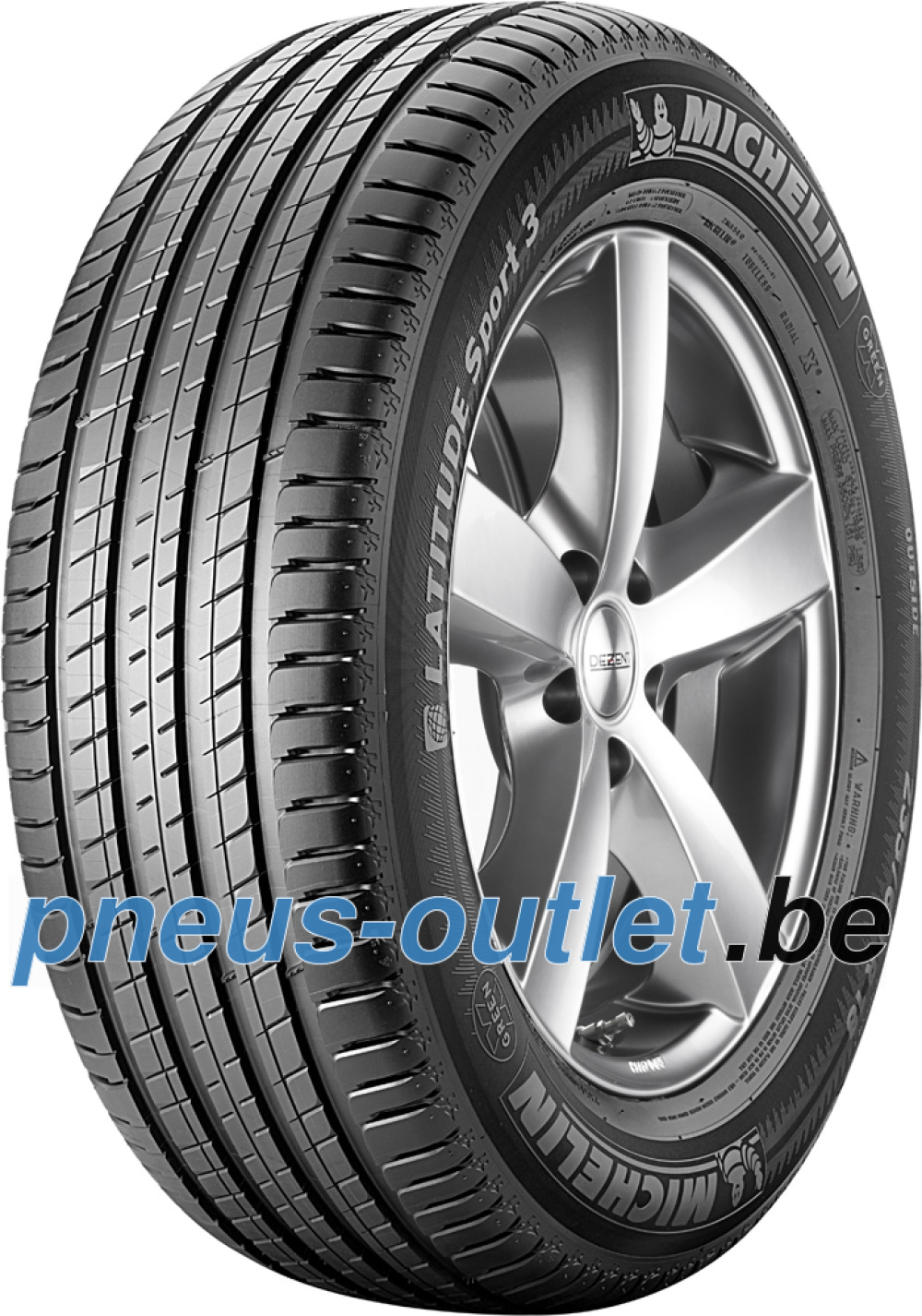 Michelin Latitude Sport 3 ( 275/45 R20 110Y XL T0, Acoustic )
