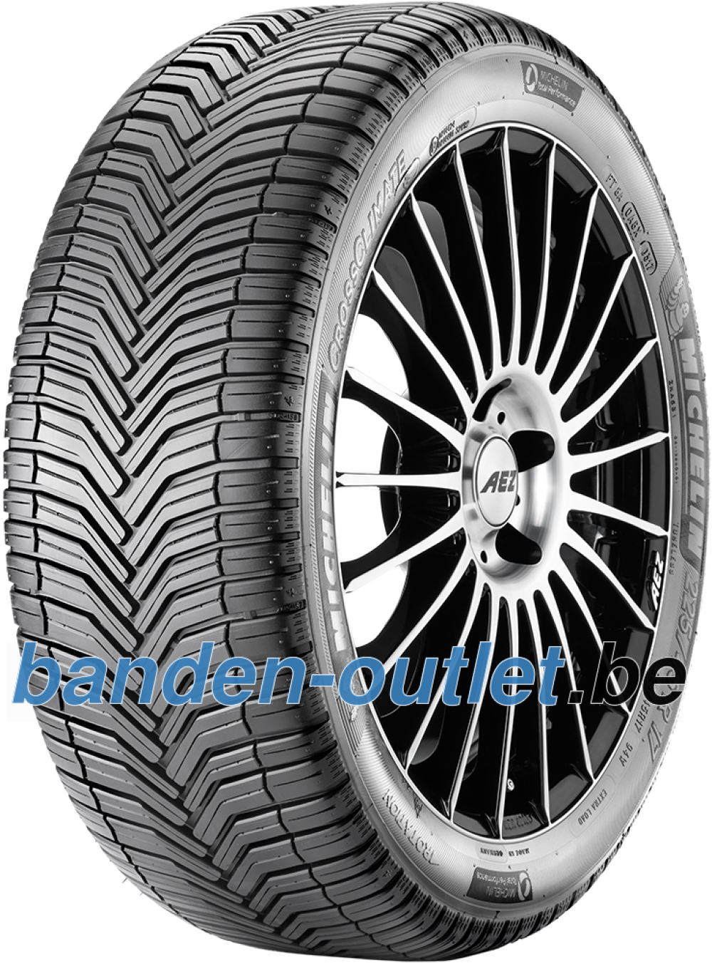 Michelin CrossClimate + ( 195/60 R16 93V XL )