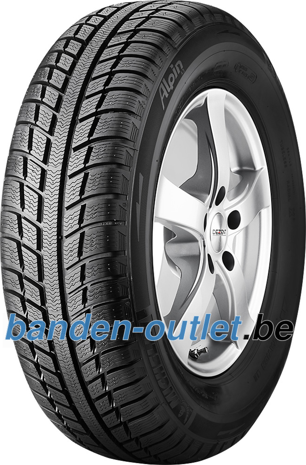 Michelin Alpin A3 ( 165/65 R14 79T , GRNX )