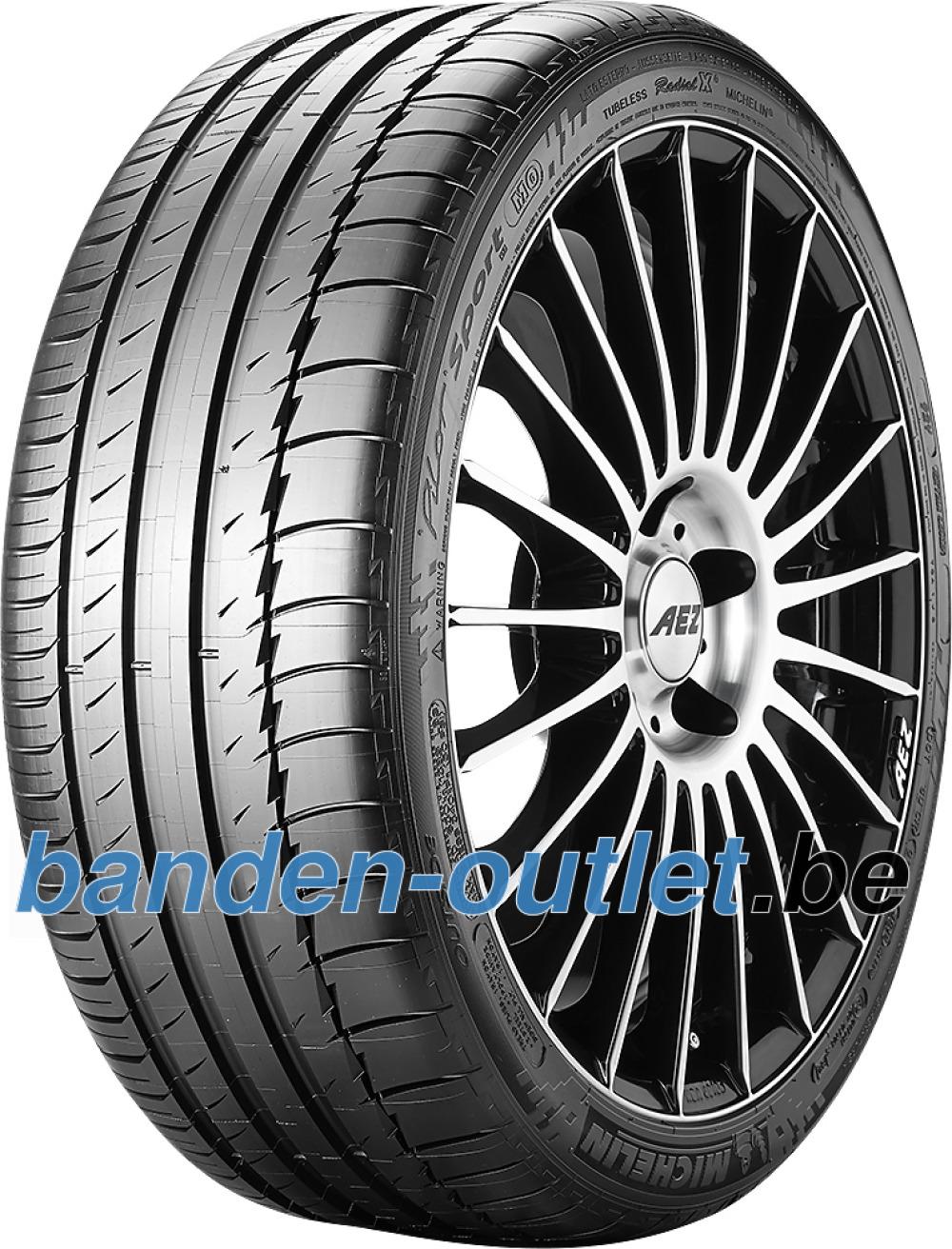Michelin Pilot Sport PS2 ( 225/40 R19 93Y XL met wangbescherming (FSL) )