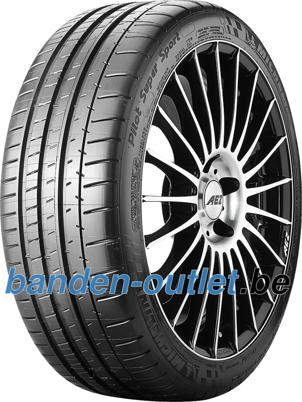 Michelin Pilot Super Sport ( 215/45 ZR17 (91Y) XL met wangbescherming (FSL) )