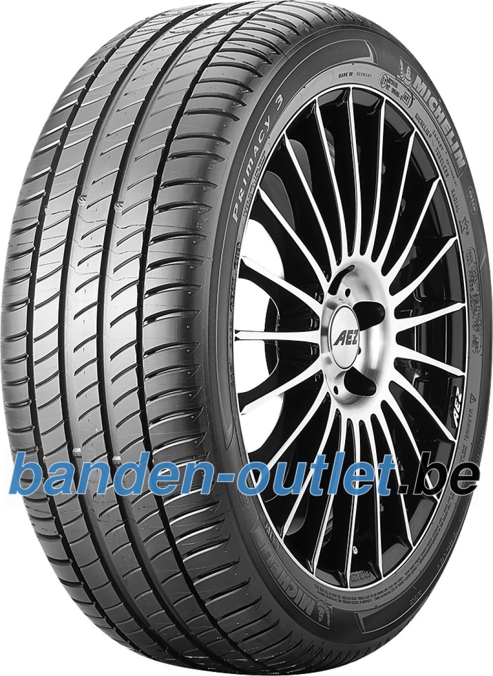 Michelin Primacy 3 ( 205/50 R17 93W XL GRNX, met wangbescherming (FSL) )