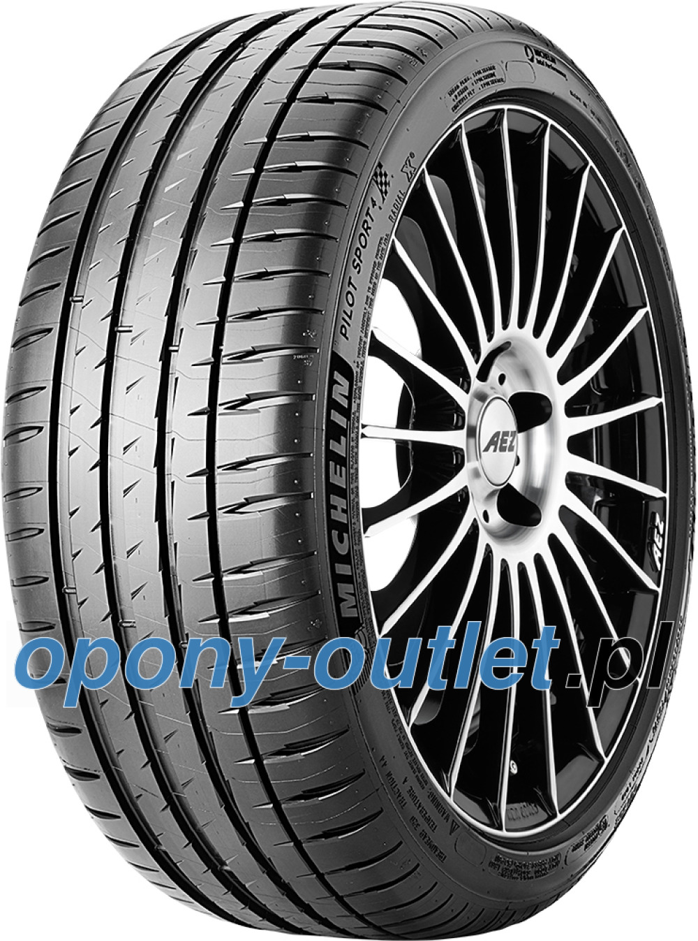 Michelin Pilot Sport 4 ( 225/45 ZR17 94Y XL )