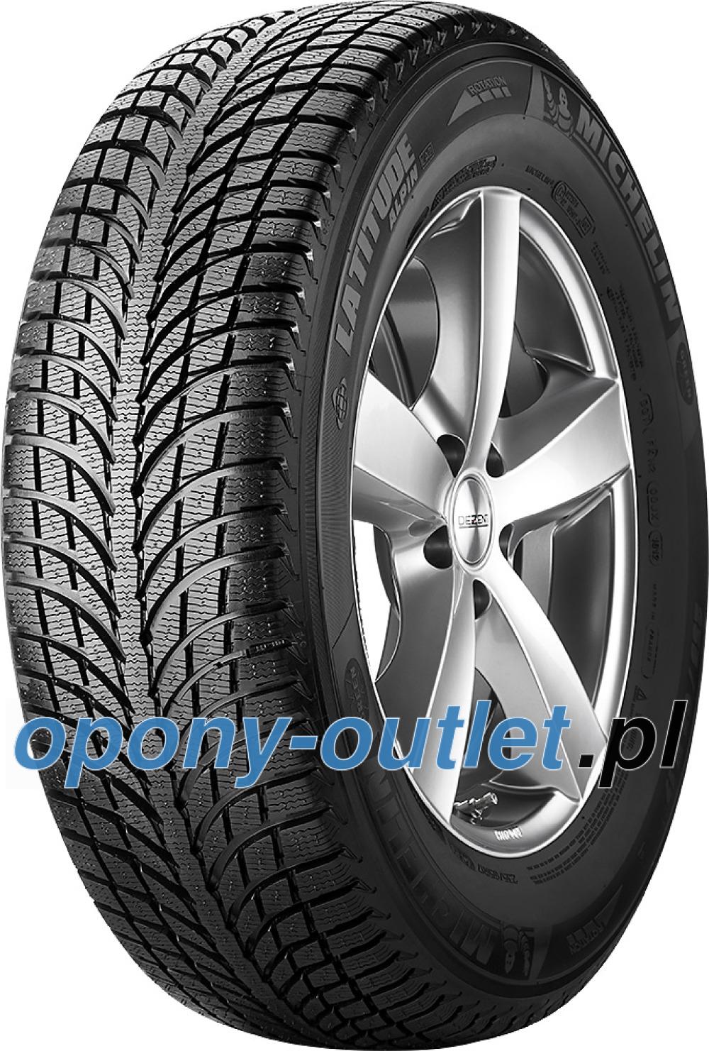 Michelin Latitude Alpin LA2 ( 275/40 R20 106V XL )