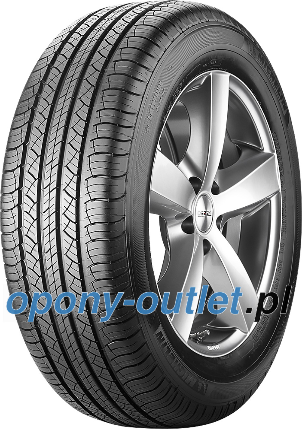 Michelin Latitude Tour HP ( P245/60 R18 104H )