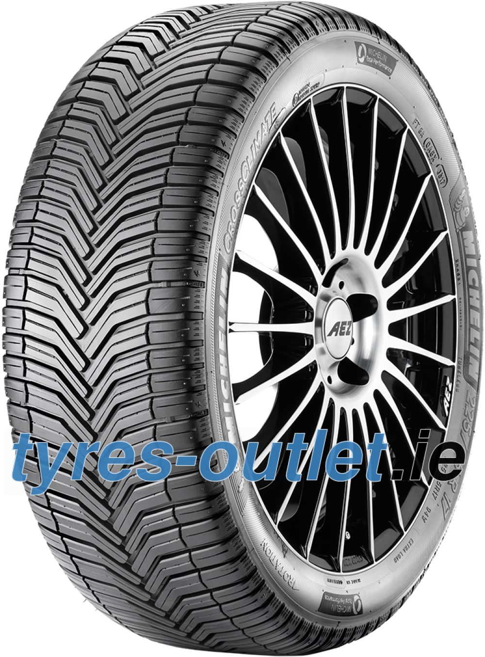 Michelin CrossClimate ( 215/65 R16 102V XL , SUV )