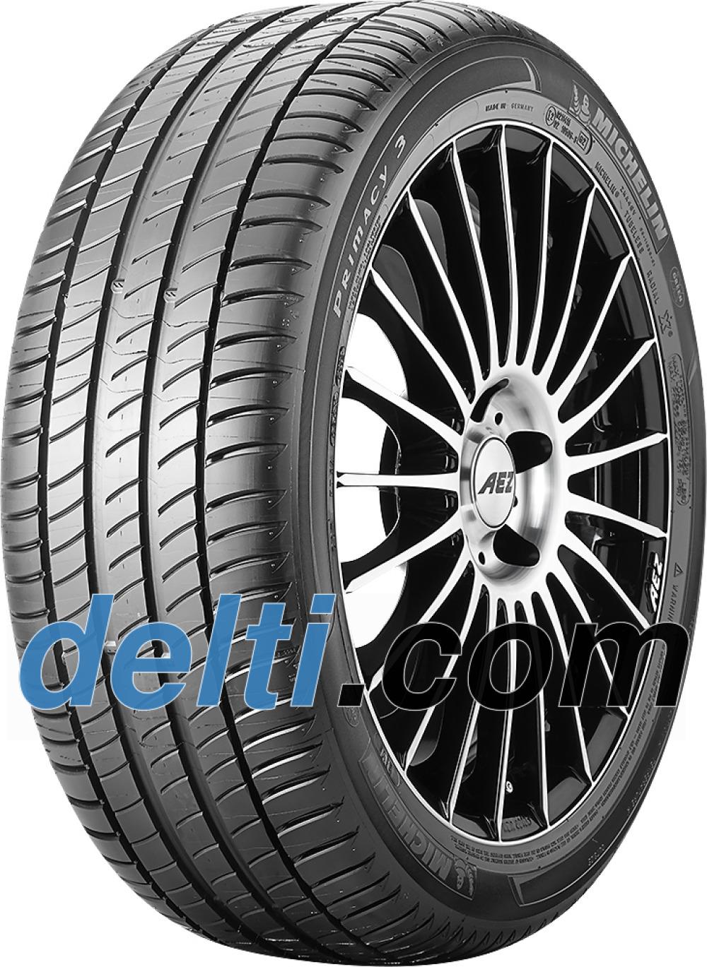 Michelin Primacy 3 ( 205/45 R17 88W XL *, with rim protection ridge (FSL) )
