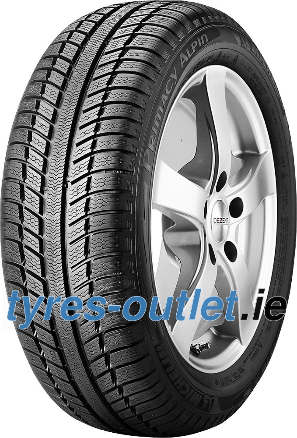 Michelin Primacy Alpin PA3 ( 225/50 R17 94H , *, GRNX )