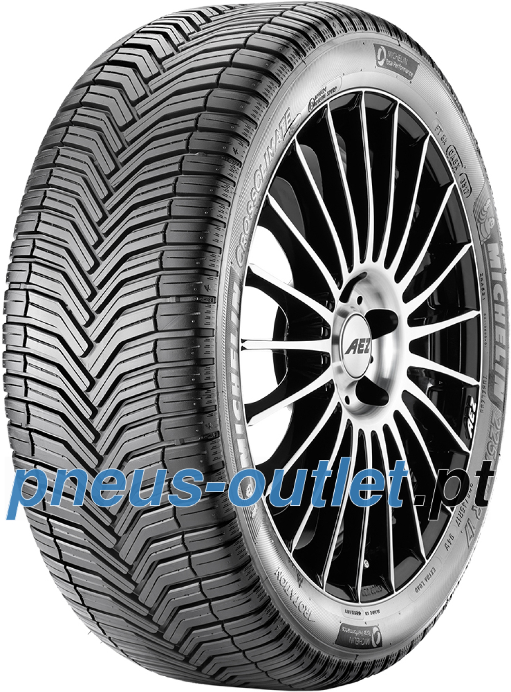 Michelin CrossClimate ( 205/50 R17 89W )