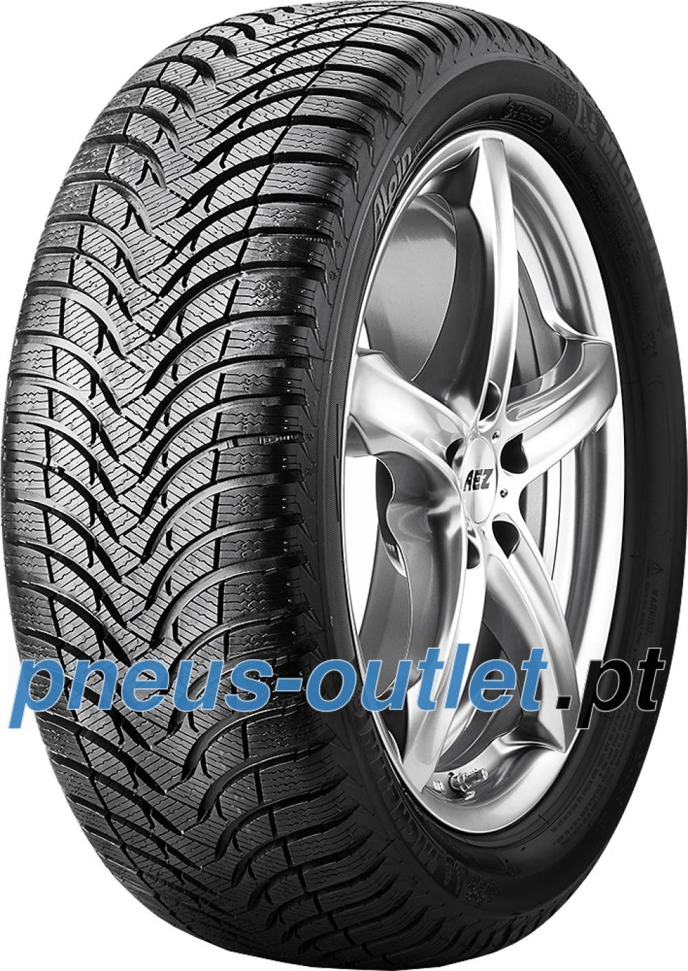 Michelin Alpin A4 ( 225/55 R17 97H , * )