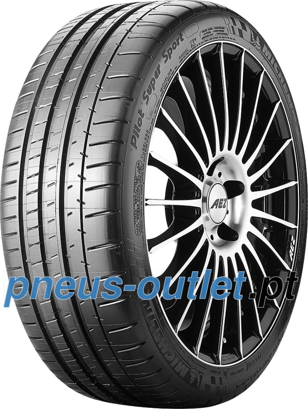 Michelin Pilot Super Sport ( 255/35 ZR20 (97Y) XL K2, com protecção da jante e estrias (FSL) )