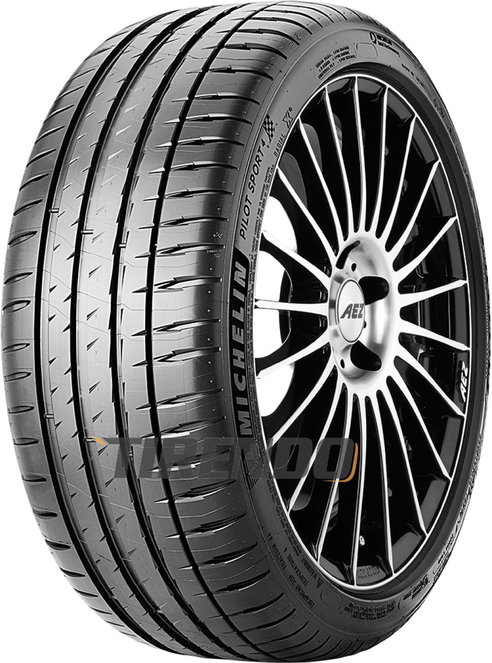 Michelin Pilot Sport 4 ( 315/30 ZR21 (105Y) XL Acoustic, N0 )
