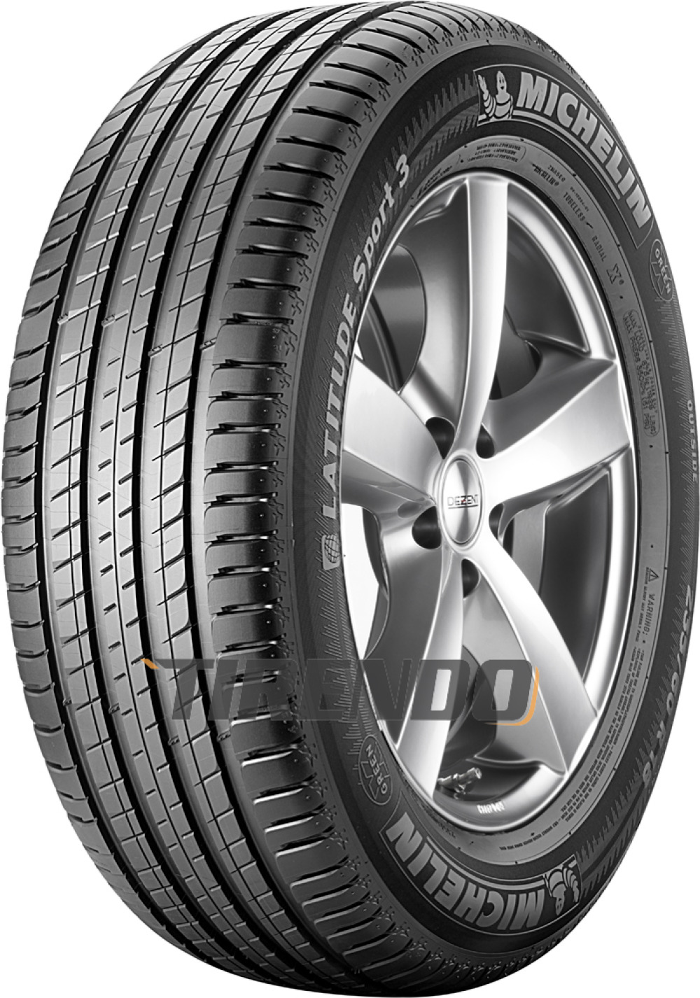 Michelin Latitude Sport 3 ( 295/35 R21 107Y XL N1 )