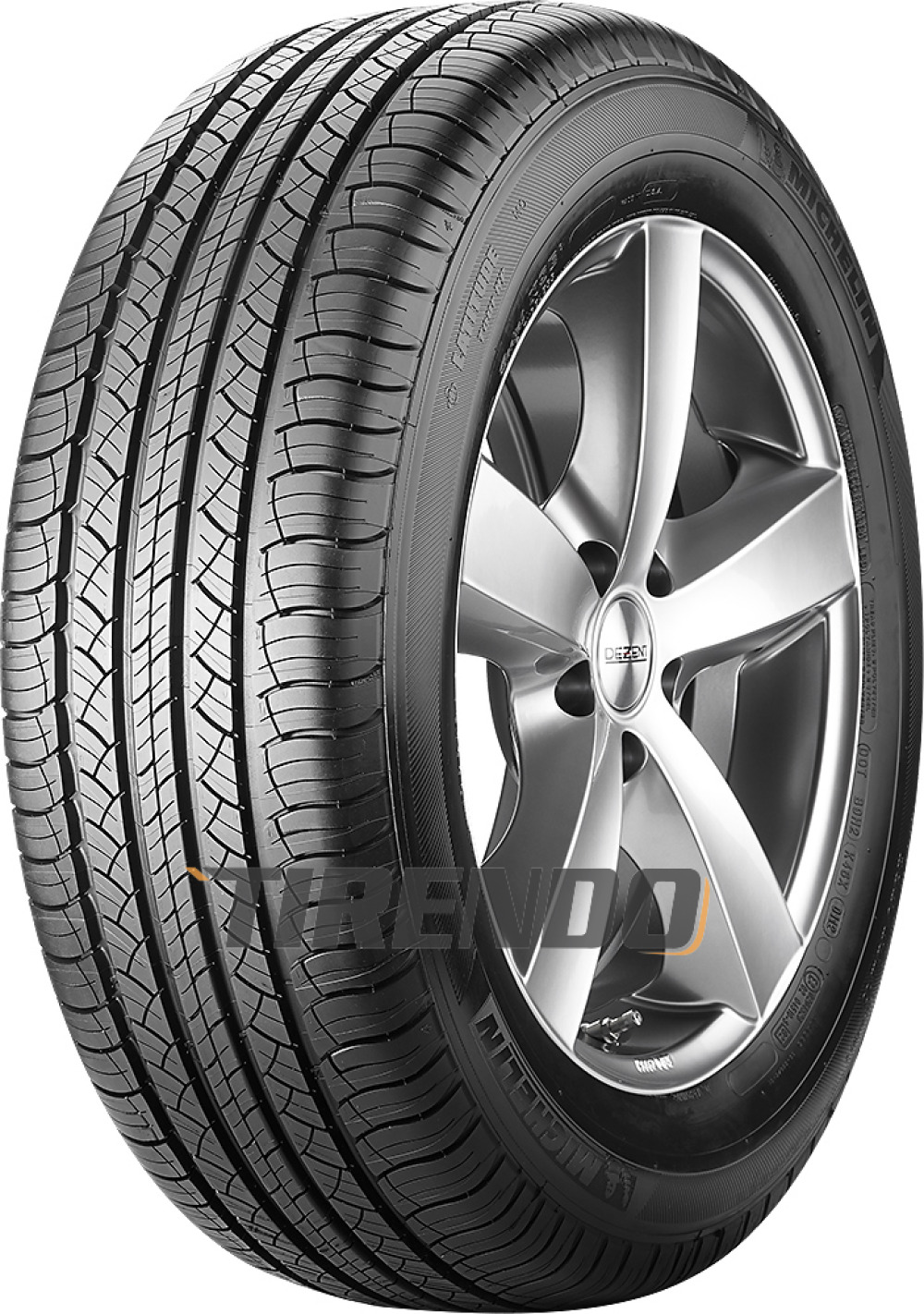 Michelin Latitude Tour HP ( 235/65 R17 104V GRNX, AO )
