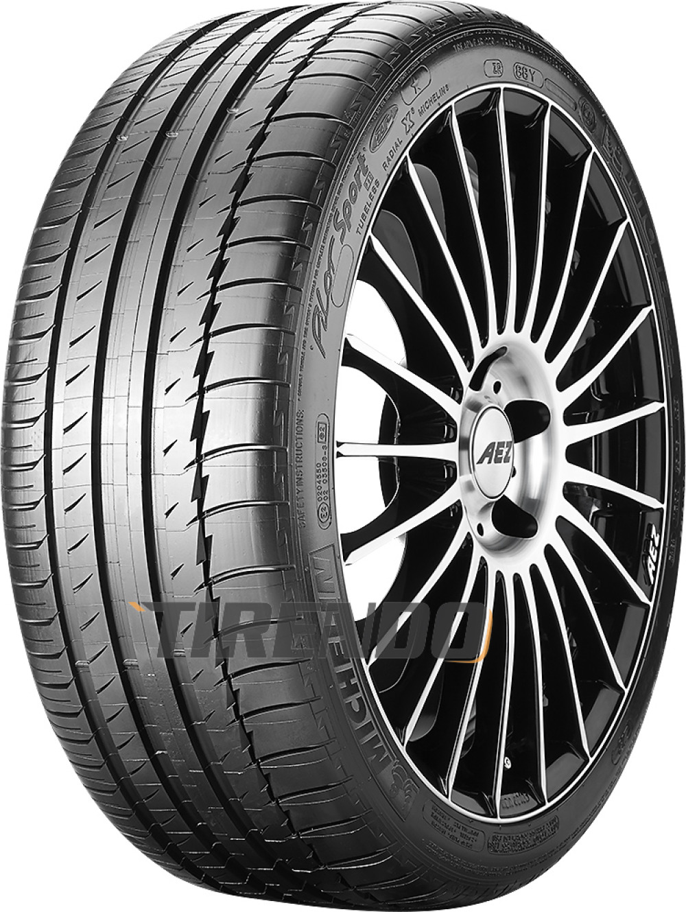 Michelin Pilot Sport PS2 ZP ( 225/40 ZR18 88Y *...