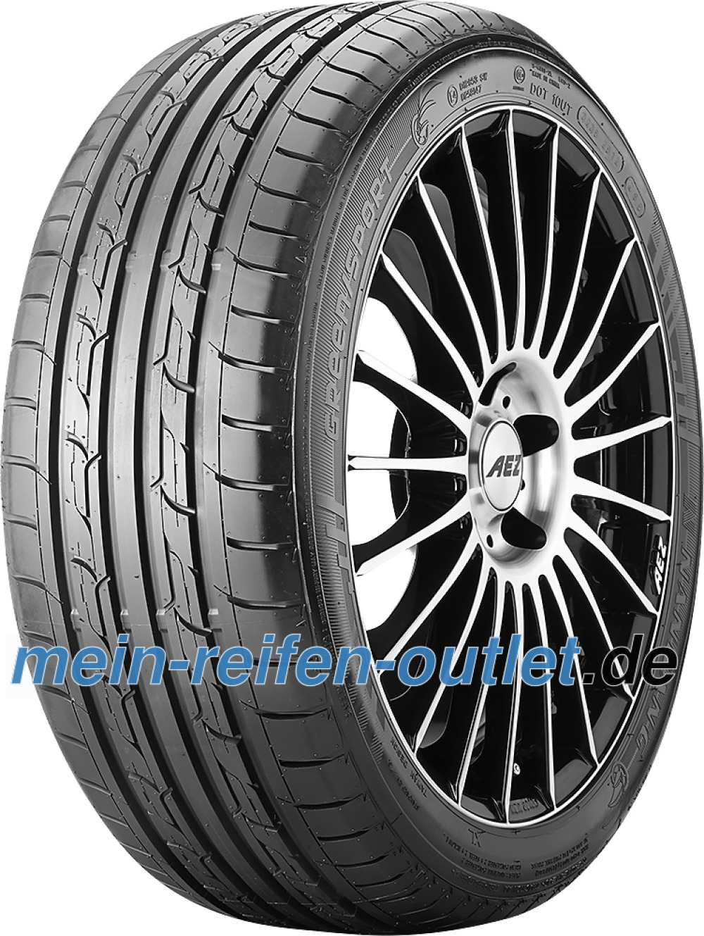 Nankang Green Sport Eco-2+ ( 205/60 R16 96V XL )