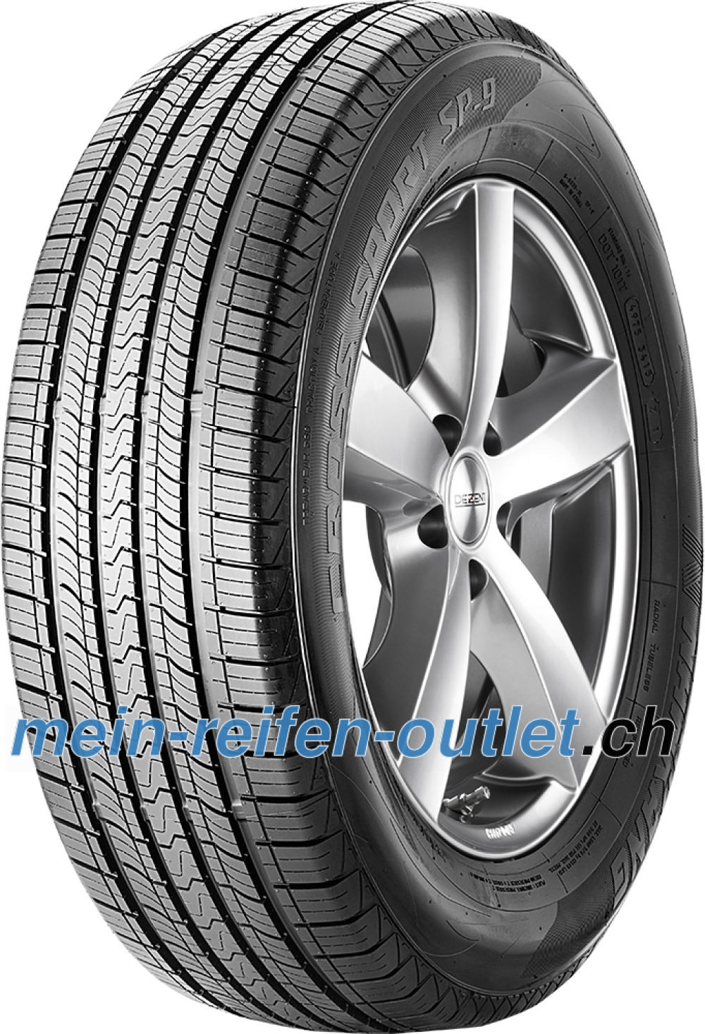 Nankang Cross Sport SP-9 ( 235/60 R17 102V )