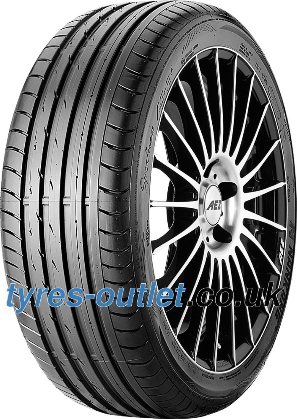 Nankang Sportnex AS-2+ ( 205/50 R17 93V XL with rim protection (MFS) )