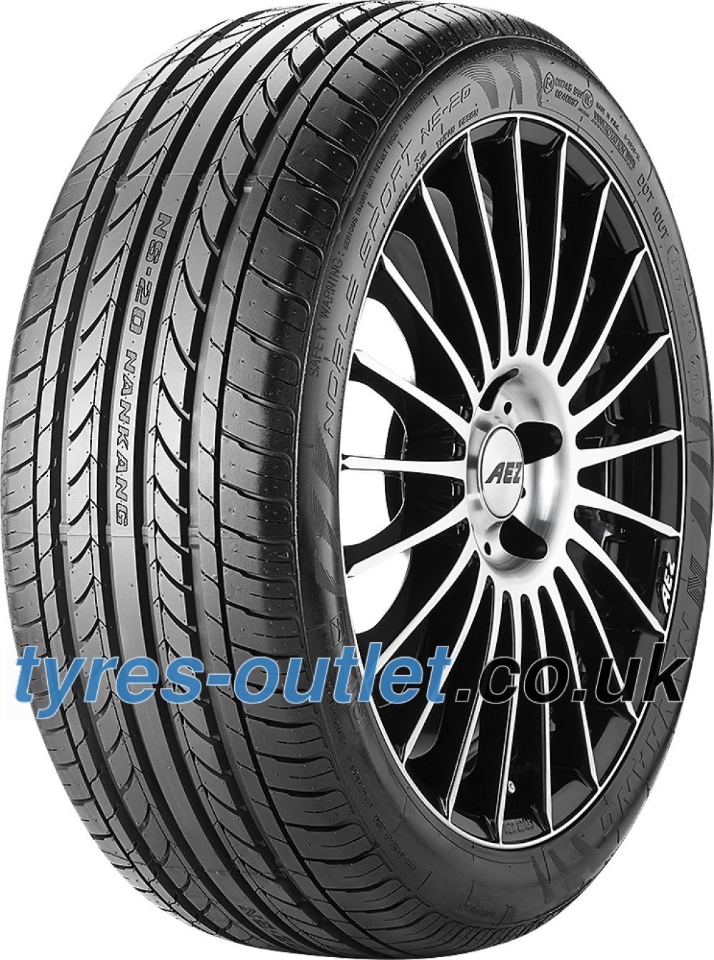 Nankang Noble Sport NS-20 ( 275/35 ZR19 96W with rim protection (MFS) )