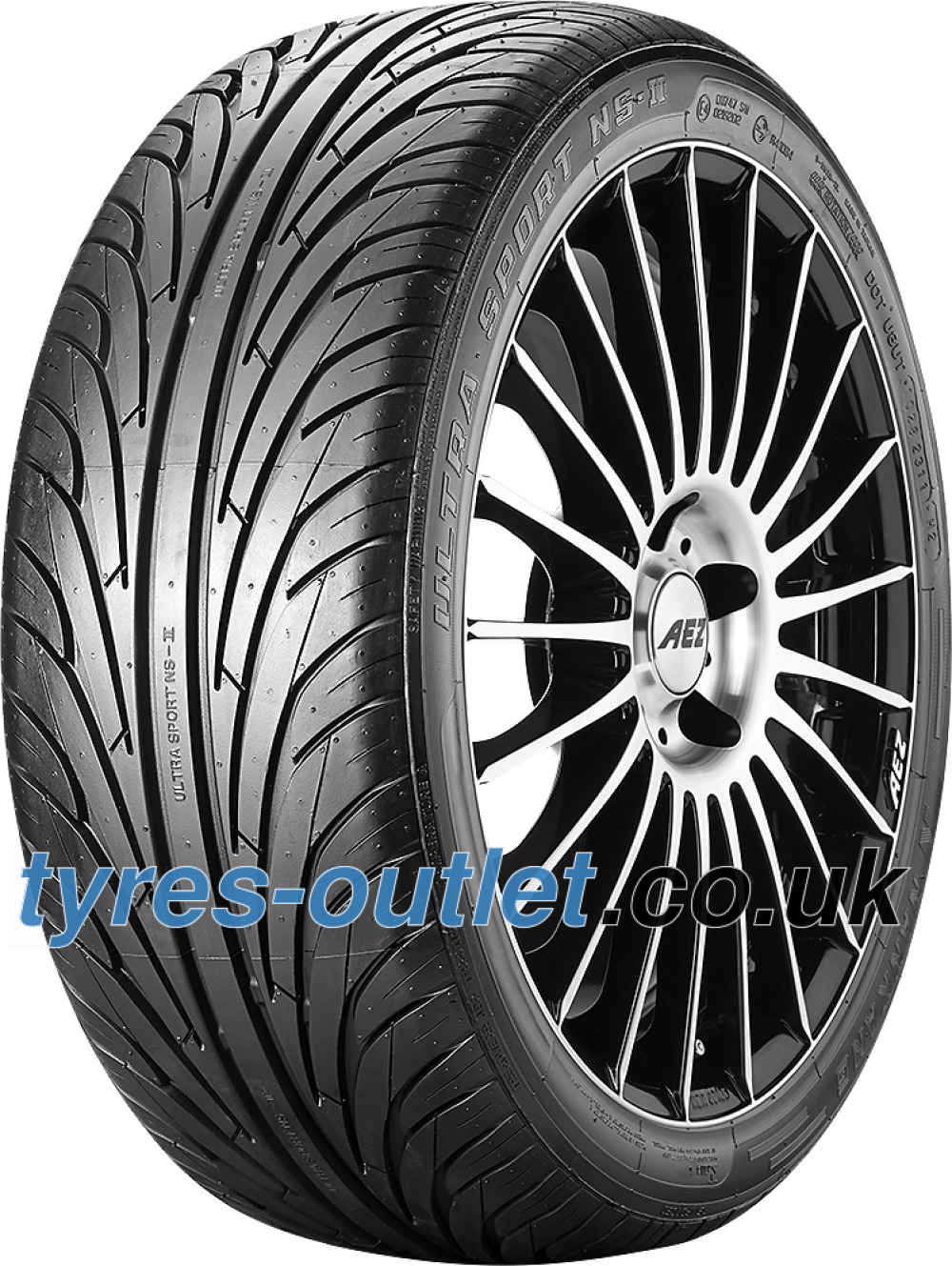Nankang Ultra Sport NS-2 ( 225/45 R17 94V XL with rim protection (MFS) )