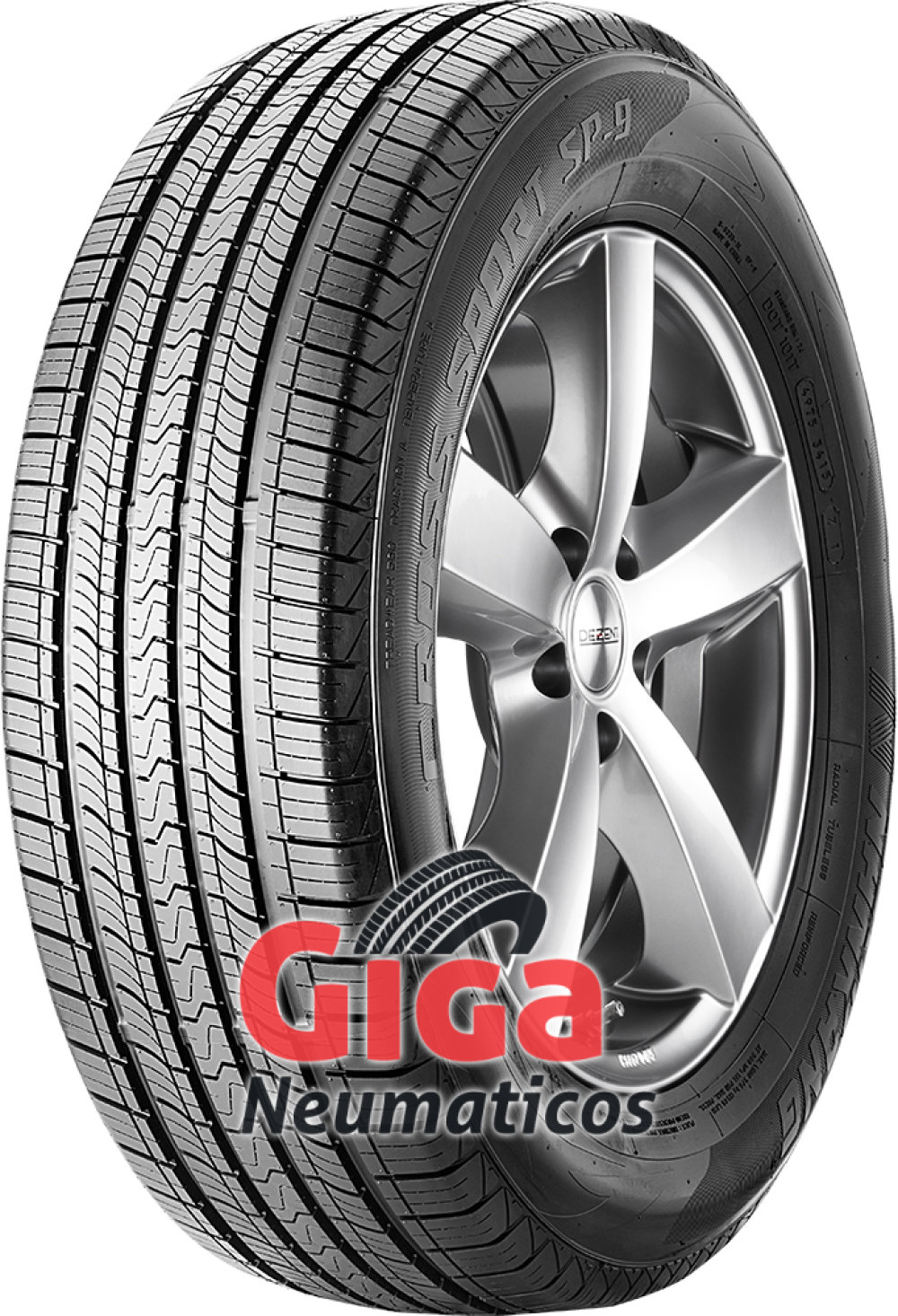 Nankang Cross Sport SP-9 ( 235/70 R16 106H )