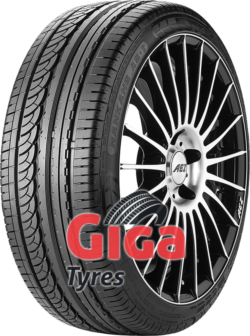 Nankang AS-1 ( 165/45 R17 75H XL with rim protection (MFS) )