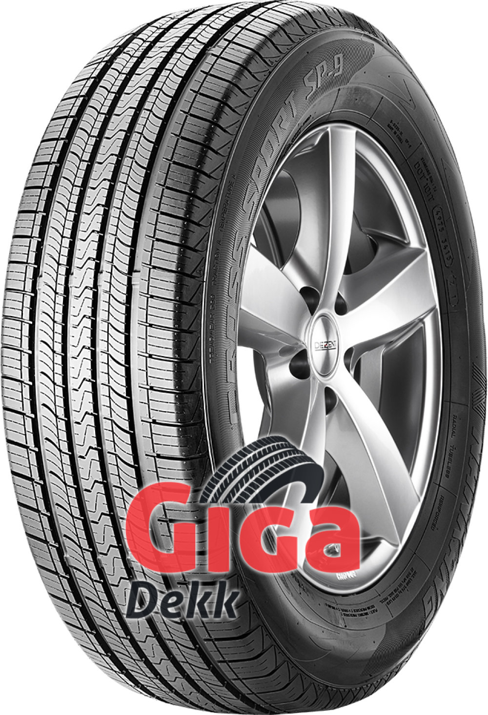 Nankang Cross Sport SP-9 ( 225/65 R17 102V )